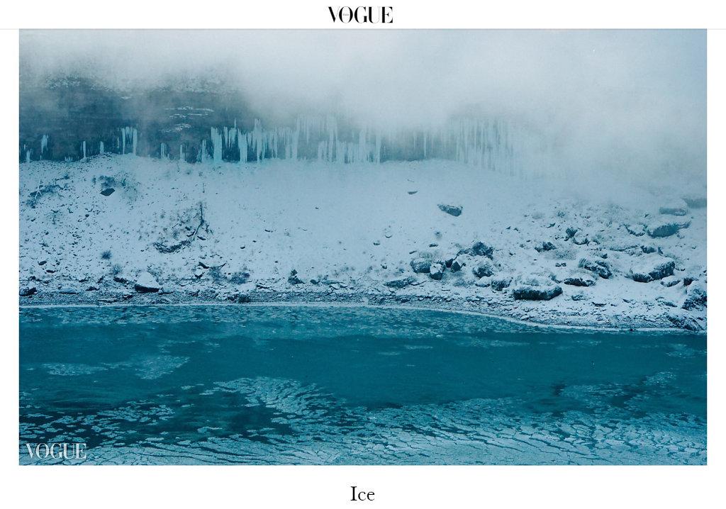 VOGUE ITALIA- ICE